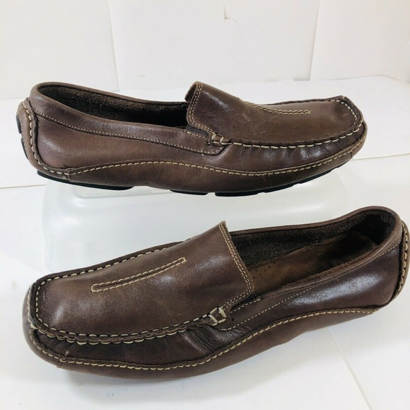 Clarks Other - Clarks Mansell Mens Driving Moccasins Loafer 8.5 M